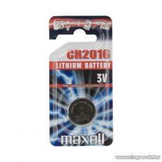 maxell CR 2016 Lítium gombelem, 3 V (18740)