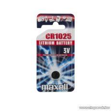 maxell CR 1025 Lítium gombelem, 3 V (18748)