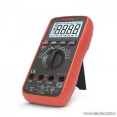 Maxwell MX-25 303 Digitális multiméter hőmérséklet méréssel, TRUE RMS (25303)