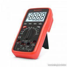 Maxwell MX-25 328 Digitális multiméter 5az1-ben USB-s PC kapcsolattal (25328)