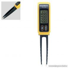 Maxwell MX-25 404 Digitális multiméter R/C/D csipesz végű (25404)