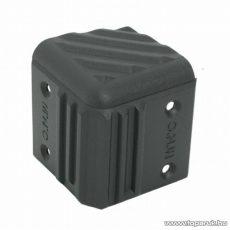 MNC Sarokvédő hangfalsarok, 48 x 48 x 52 mm, műanyag, 8 db / csomag (39302) - készlethiány