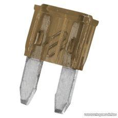 neXus Mini késes biztosíték, 11x8,6 mm, 7,5A, 25 db / csomag (05363)