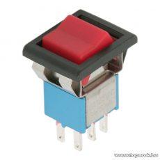 Billenő kapcsoló, 2 áramkör, 3A-250V, ON-OFF-ON, 5 db / csomag (09060PI) - készlethiány