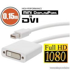 neXus Professzionális mini DisplayPort adapter, 15 cm (20379)