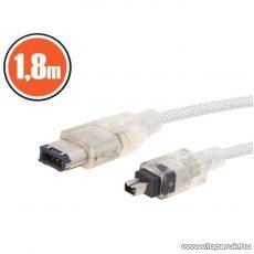 neXus FIRE-WIRE kábel, 4p. dugó - 6p. dugó, 1.8 m (20139)