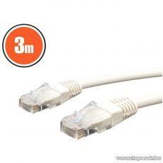 neXus Patch kábel, 8P/8C, Cat. 5 dugó, 3 m, 3 db / csomag (20188)