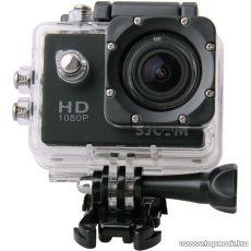 SJCAM SJ4000 sportkamera (FullHD-s kalandkamera) vízálló házzal, fekete