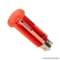 Jelzőfény, 220V, piros, 10 db / csomag (07921PI)