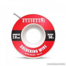 Fahrenheit Forrasztó ón, 2 mm, 50 g (55137) - készlethiány