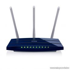 TP-LINK TL-WR1043ND 300 Mbps 3x3MIMO 4 portos Gigabit Fiber Power Router