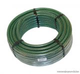 """POLIX BOS Locsolótömlő, 3/4""""-os, 50 m hosszú, zöld"""