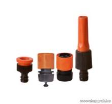 """Műanyag locsolókészlet sugárcsővel, 1/2""""-os csatlakozással (H4612)"""