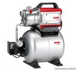 AL-KO HW 3000 INOX Classic Házi vízellátó, házi vízmű, kerti szivattyú, 650 W (tiszta vízre)
