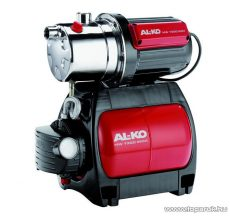 AL-KO HW 1300 INOX Classic Házi vízellátó, házi vízmű, kerti szivattyú, 1300W (tiszta vízre)