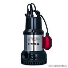 Elpumps CT 3274 W Úszókapcsolós merülőszivattyú, búvár és szennyvíz szivattyú, 600 W (tiszta vízre)