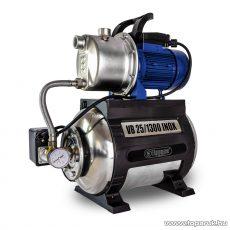 Elpumps VB 25/1300 INOX Házi vízellátó, házi vízmű, kerti szivattyú, 1300 W (tiszta vízre)