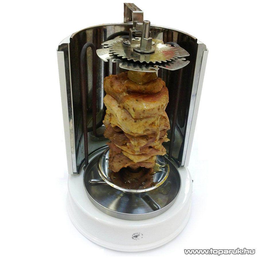 Amicorn AP-100 Mini grillcsirke készítő, gyros hús sütő