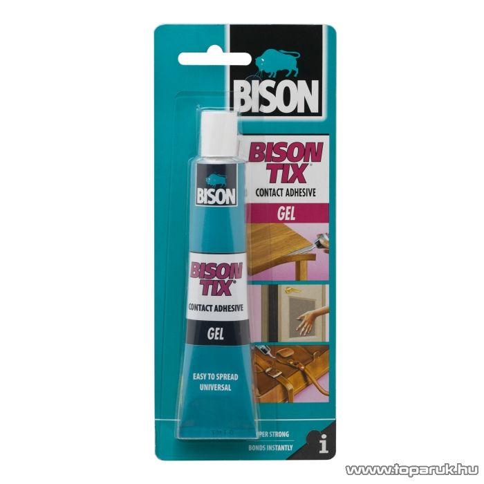 BISON Univerzális kontaktragasztó gél, 50ml (B05343)