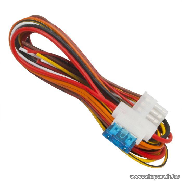 delight Távirányítós bicskakulcsos központizár vezérlő szett (55075) - készlethiány