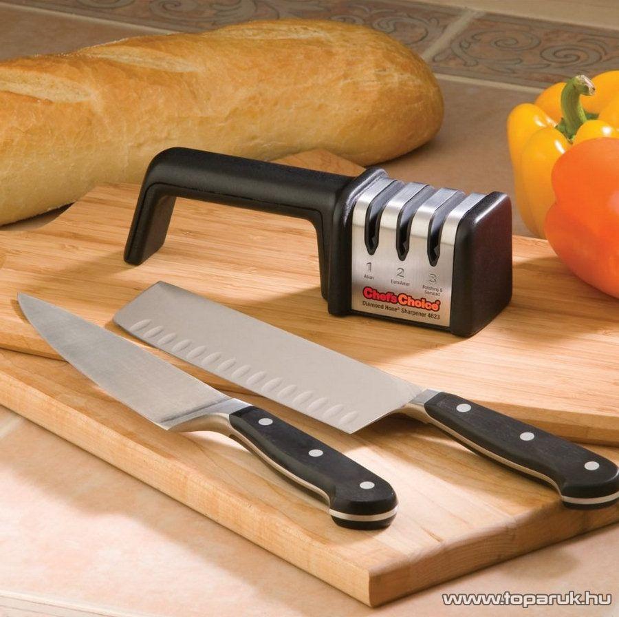 Chef's Choice 4623 Kombi manuális késélező