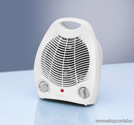 Clatronic HL3378 Ventilátoros hősugárzó, 1000/2000 W - készlethiány