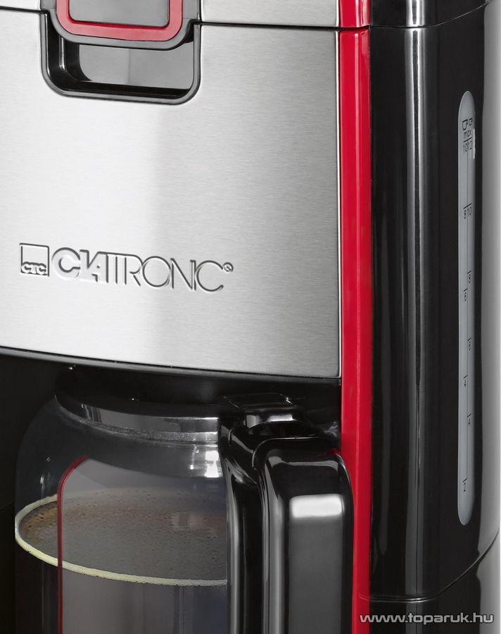 Clatronic KA3558 8-10 csészés kávéfőző, fekete