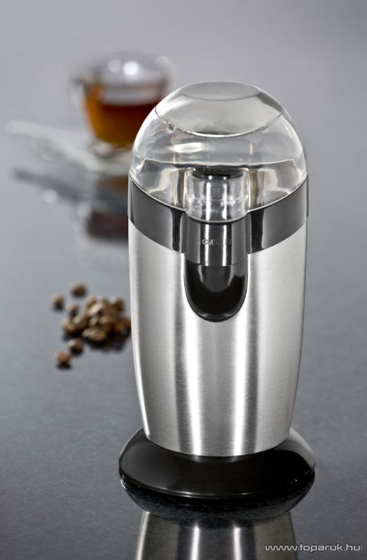 Clatronic KSW3307 Inox kávédaráló - készlethiány