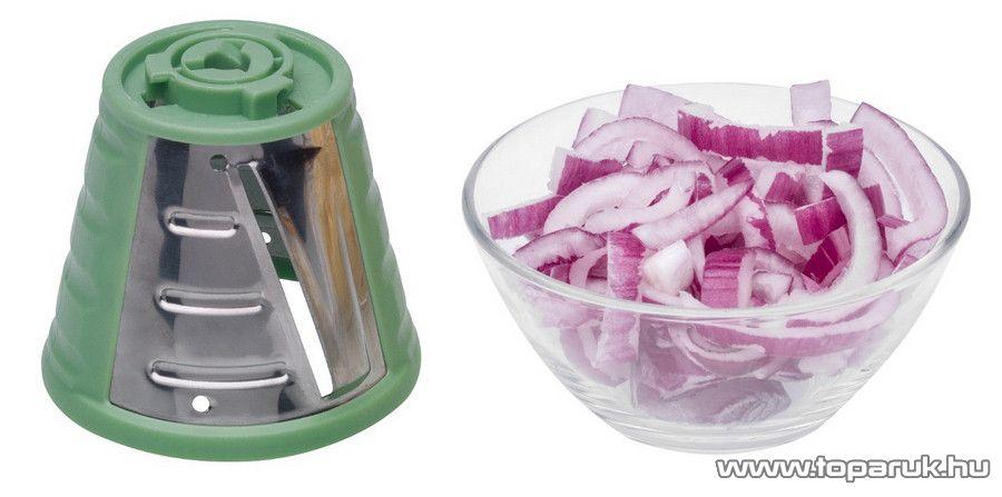 Clatronic ME3484 Fresh Express saláta készítő, reszelő, aprító  - készlethiány