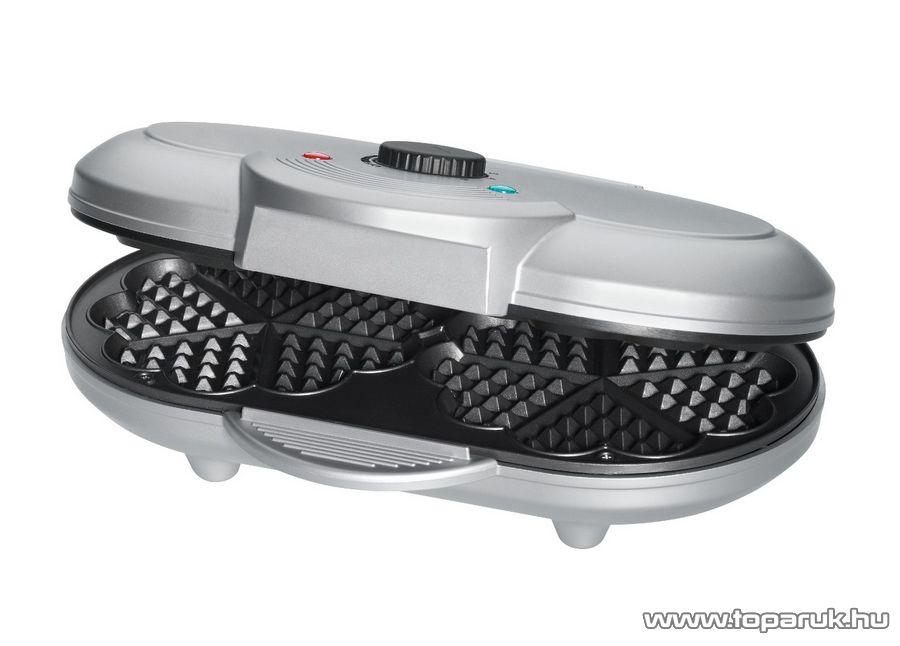 Clatronic WA3493 Dupla gofrisütő