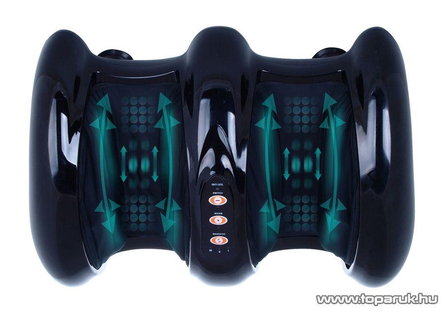Vivamax GYVM7 Professzionális lábmasszázs készülék, deluxe lábmasszírozó - Megszűnt termék: 2014. Augusztus