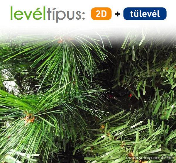Christmas Beauty dús tűleveles műfenyő, 210 cm (KFA 241) - készlethiány
