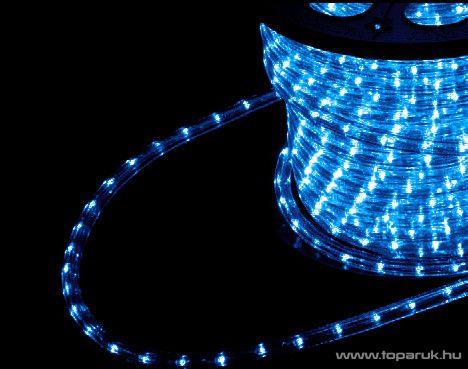 Design Dekor KNF 006 Kültéri vágható 1800 LED-es fénykábel, 50 méter hosszú, kék fényű - megszűnt termék: 2015. szeptember