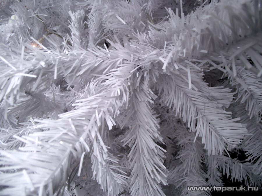 WONDER WHITE fehér dús műfenyő, 150 cm (KFA 295)