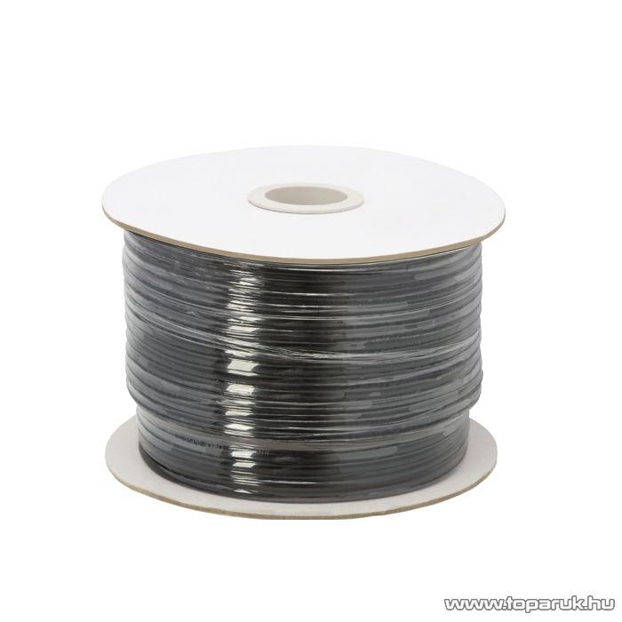 delight Mikrofon vezeték, árnyékolt, 2 x (60 x 0,08 mm2), 100 m/papírdob (20004)