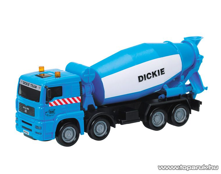 Dickie City Team munkagép, 4 féle (203414955) - Megszűnt termék: 2015. November