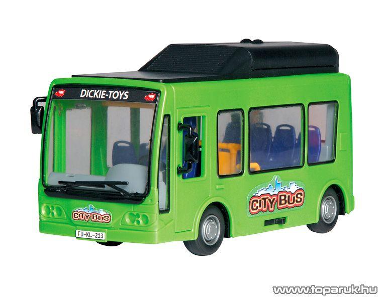Dickie City busz, 3 féle szín (203314321) - Megszűnt termék: 2015. November