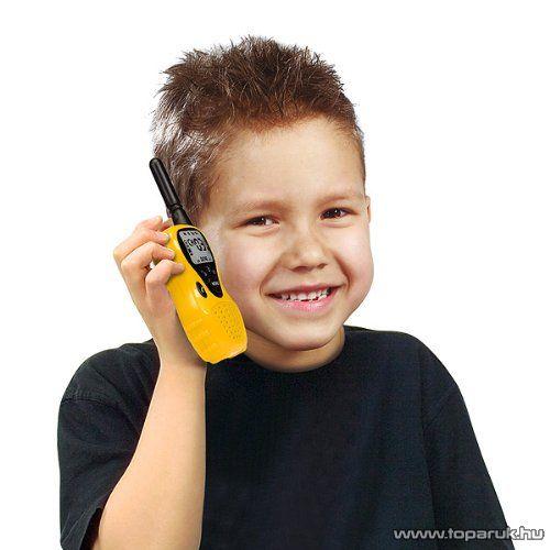 Dickie Easy Call Walkie Talkie, adóvevő gyerekeknek (201118176) - készlethiány