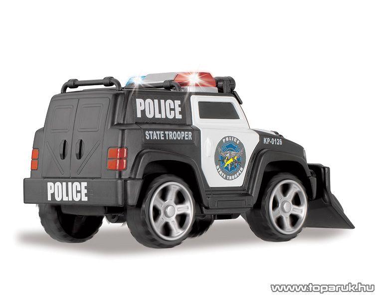 Dickie Rescue Car rendőrautó (203353575) - Megszűnt termék: 2015. November