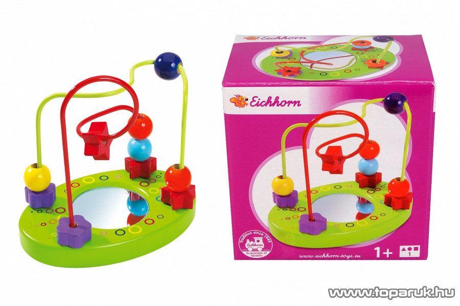 Eichhorn Fa formavezető játék (100003701) - készlethiány