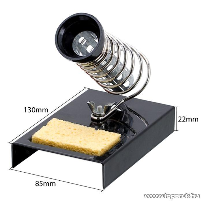 Fahrenheit Forrasztópáka tartó szivaccsal (10780)