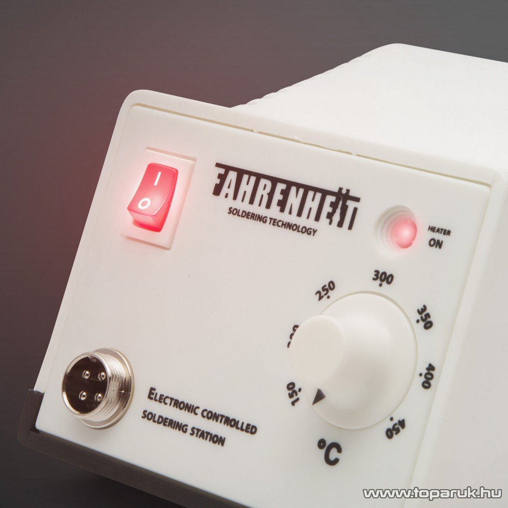 Fahrenheit Analóg forrasztóállomás szett, 230 V, 50W (28003)
