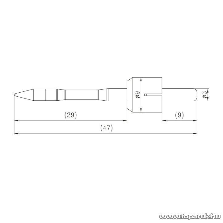 Fahrenheit Pákahegy 28030-as pákához, 1 db (28052)