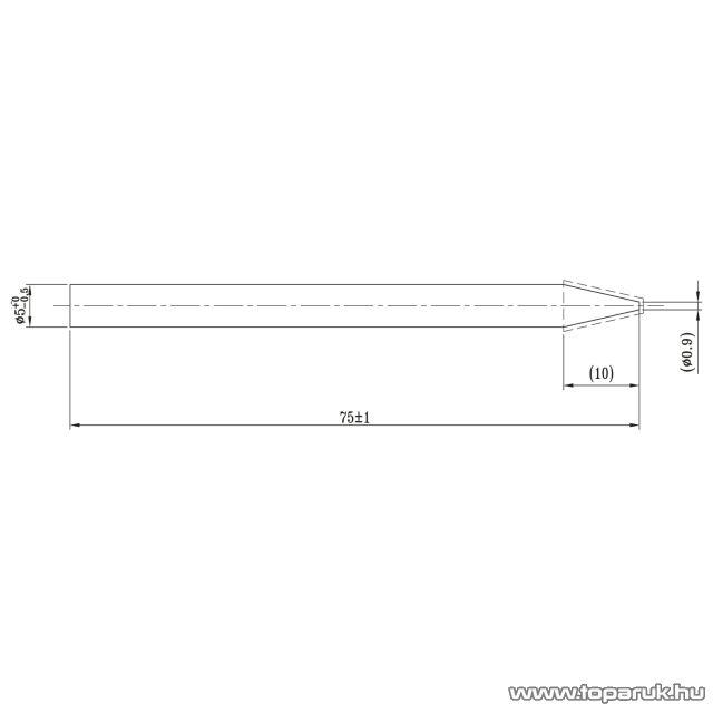 Fahrenheit Pákahegy 28022-es pákához, 2 db / csomag (28053)