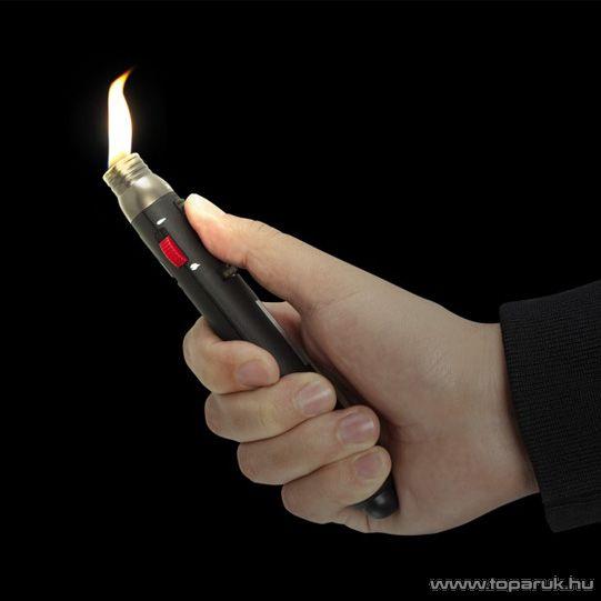 Fahrenheit Gázforrasztó ceruza, szúró vagy normál láng, 1300°C (28098)