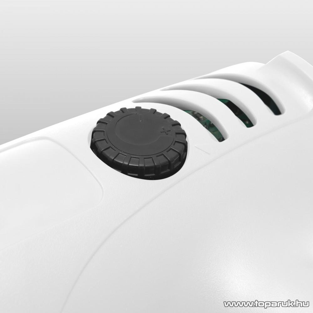 Fahrenheit Hőlégfúvó pisztoly, állítható hőmérséklet, ajándék előtétekkel (28401)