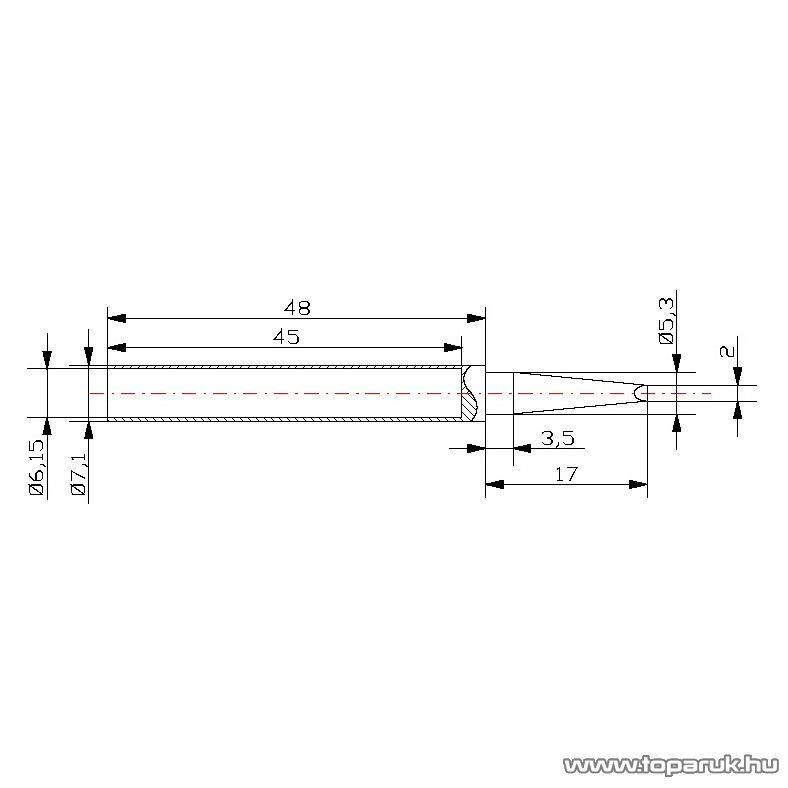 Fahrenheit Pákahegy 28011-es termékhez (28944)