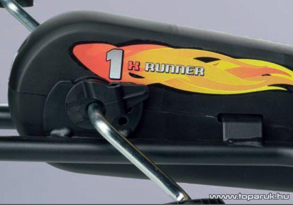 Ferbedo Air Runner AR1 fekete gyermek gokart (5710) - készlethiány