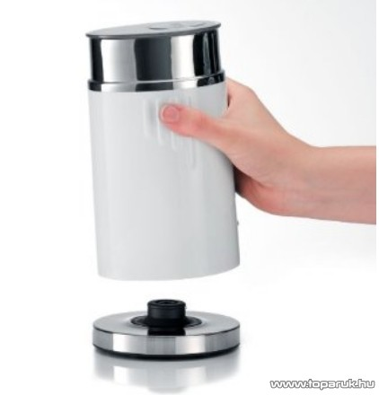 Graef MS61EU Inox tejhabosító, fehér - Megszűnt termék: 2015. Szeptember