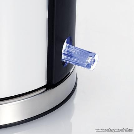 Graef WK61EU 1,5 literes inox vízforraló, fehér